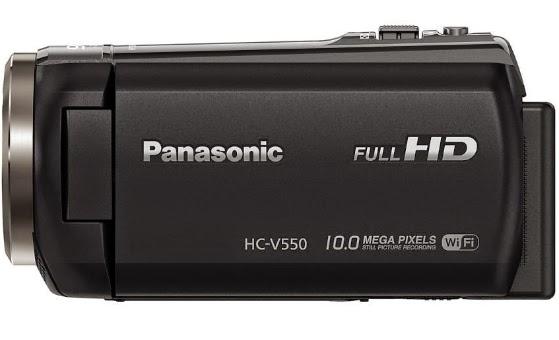 Panasonic Handycam HC-V550GC-K