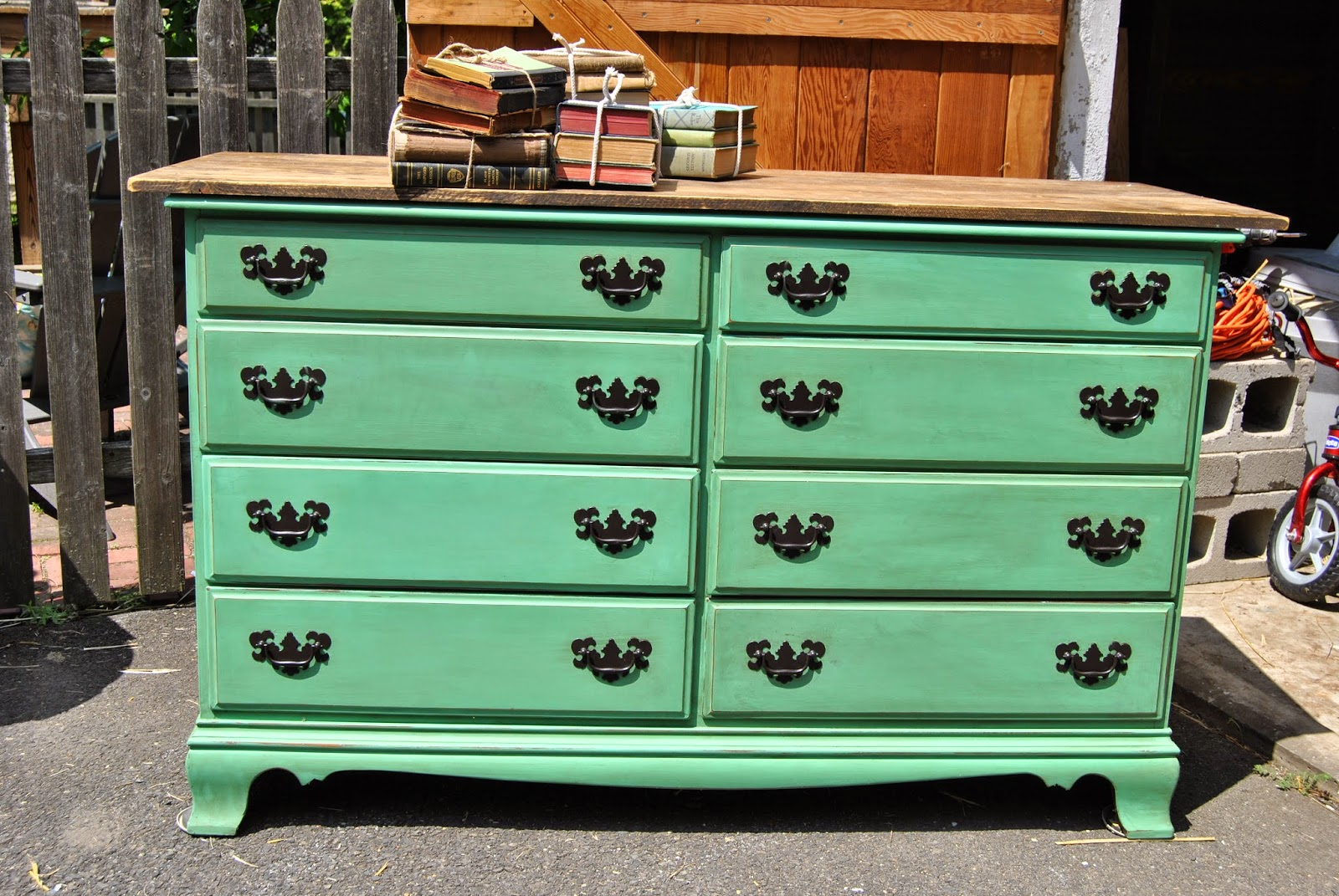 how to turn paint into stain