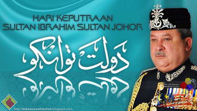 Hari Keputeraan Sultan Johor 2015