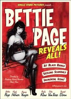 ντοκιμαντέρ για την Bettie Page με ελληνικούς υπότιτλους
