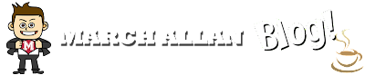 March Allan Blog