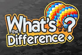 Hints and Tips - What's the Difference