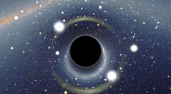Inilah Lubang Hitam Misterius Ditemukan di Bumi
