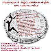 Projeto Samba no Asfalto (dias das maes)