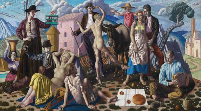 20th century art essays painting
