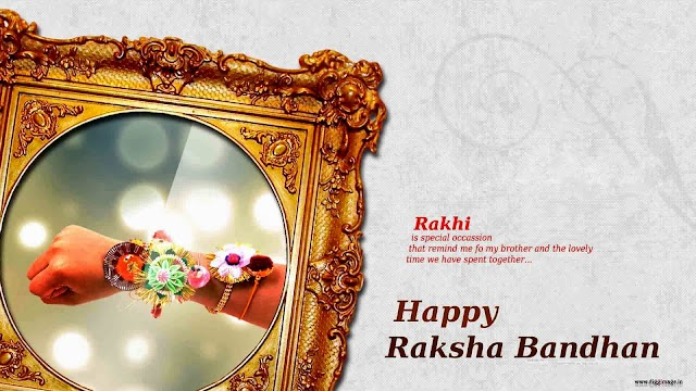 This single word is my world. This is the day I can surely say what u mean to me. HAPPY RAKHI