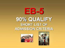 90% OF EB-5 APPLICANTS QUALIFY