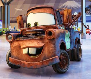 Mater-McQueen Cars