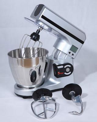 Elettrodomestici sirge impastatrice planetaria digitale macchina per pasta impastatrice - Impastatrice per pasta fatta in casa ...