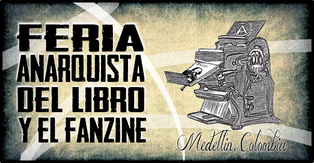Feria Anarquista del Libro Colombia
