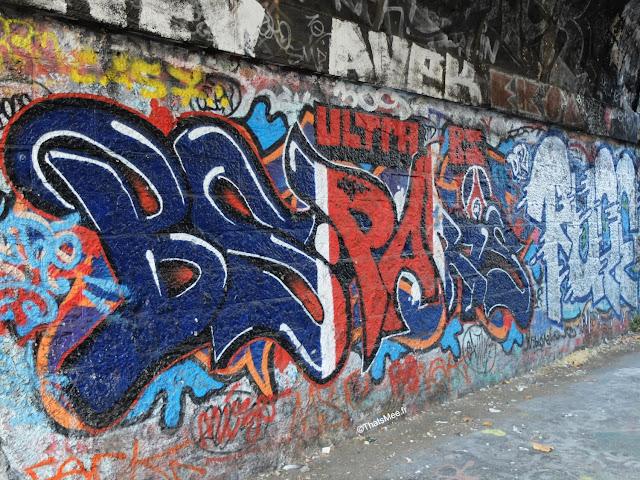 street art  gare de saint-ouen paris petite ceinture couronne