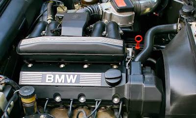 Modified BMW E30 M40