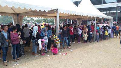 Rekor Muri Gami Bawis 2015