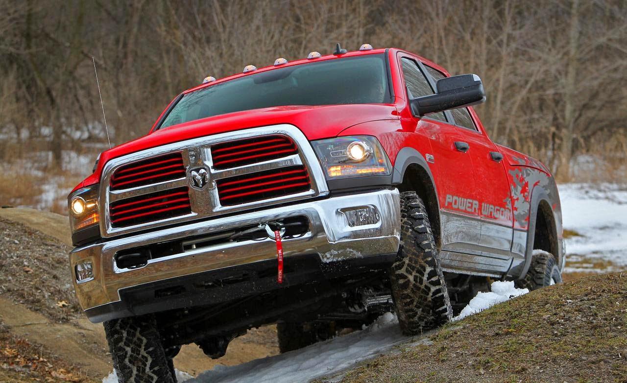 2015 Dodge Ram Power Wagon