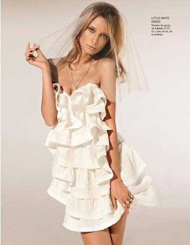 Lanvin Short Wedding Dress | Just Be Loved