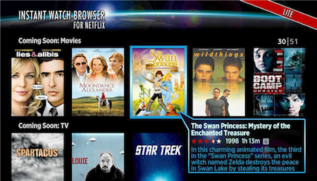Netflix Instant Watch Browser Roku Channel