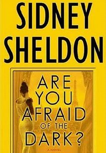 Cover of Are You Afraid of the Dark, a novel by Sidney Sheldon