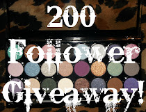 Enter My 200 Follower Giveaway