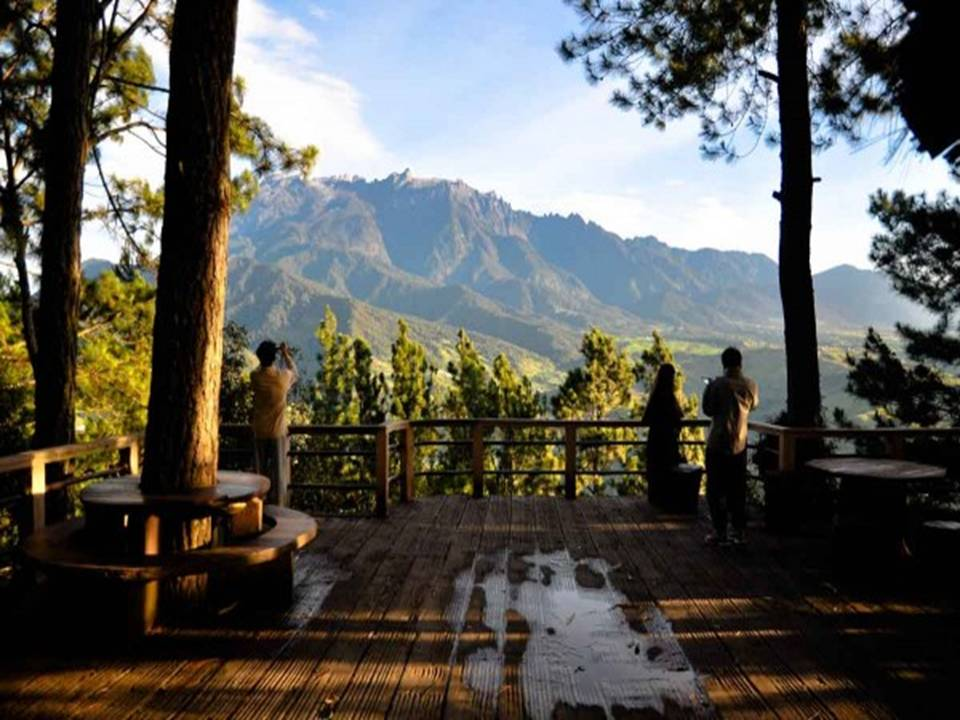 Mount Kinabalu Heritage Resort Spa Kundasang