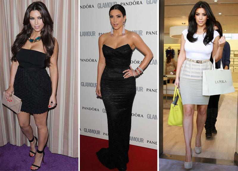vestido kim3 Qual será o vestido de noiva de Kim Kardashian!?