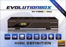 اصدار جديد بتاريخevolutionbox slim nova EV+FHD+95+SLIM