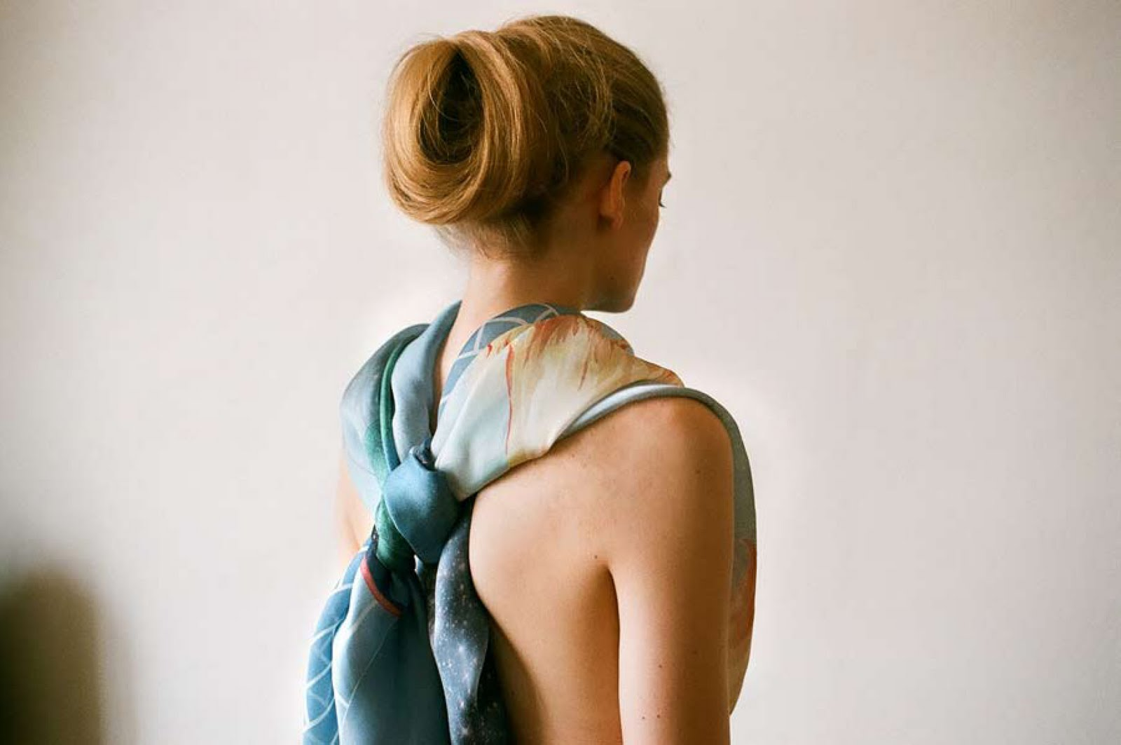foulard moda