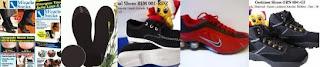 Harga Macam-Macam Sepatu dan Sandal Bagus