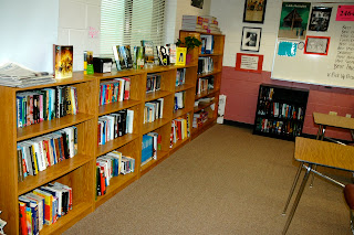 How to build your classroom library