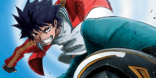 Air Gear, Oh Great, Shonen Magazine, Manga, Actu Manga,