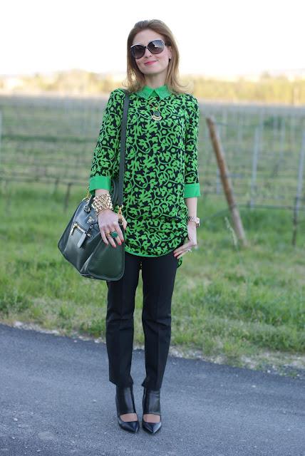 Taara jewelry, choies blouse