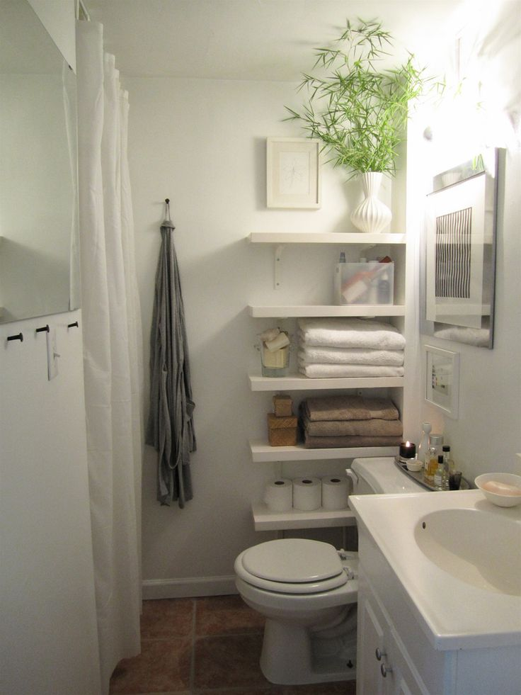 10 banheiros e lavabos pequenos reciclar e decorar blog for Small 1 2 bathroom decorating ideas