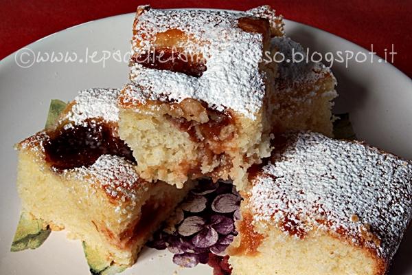 Ricette torte con marmellata di mele