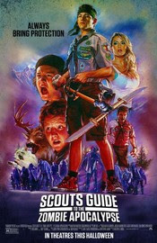Scouts Guide to the Zombie Apocalypse, movie review,