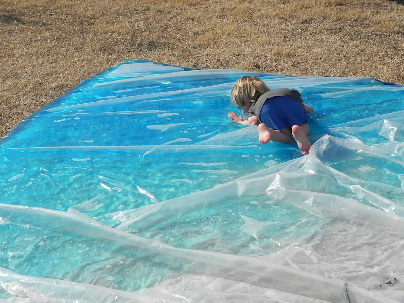Play at home mom llc redneck waterbed for Waterbed with fish