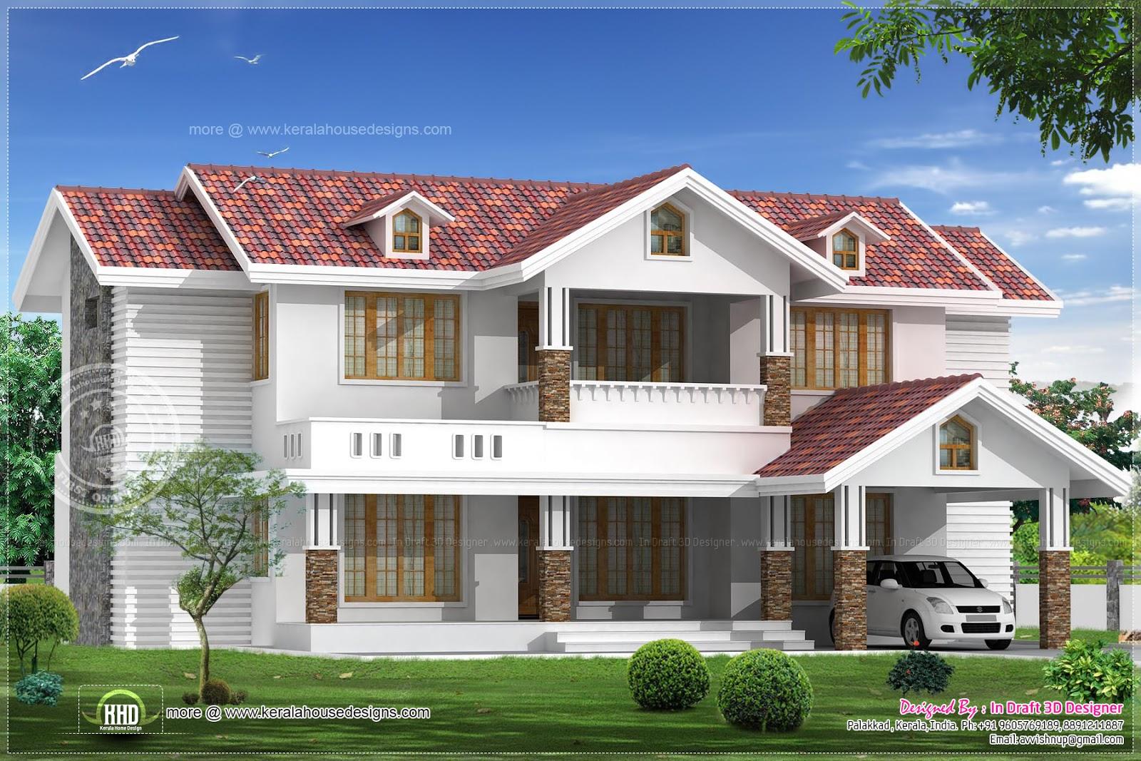 Villas elevations photo gallery joy studio design for Luxury home elevations