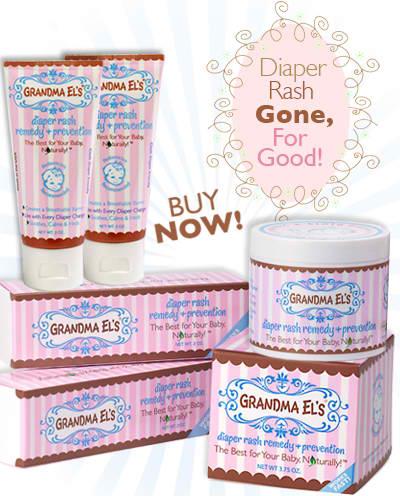 Grandma El's Diaper Salve