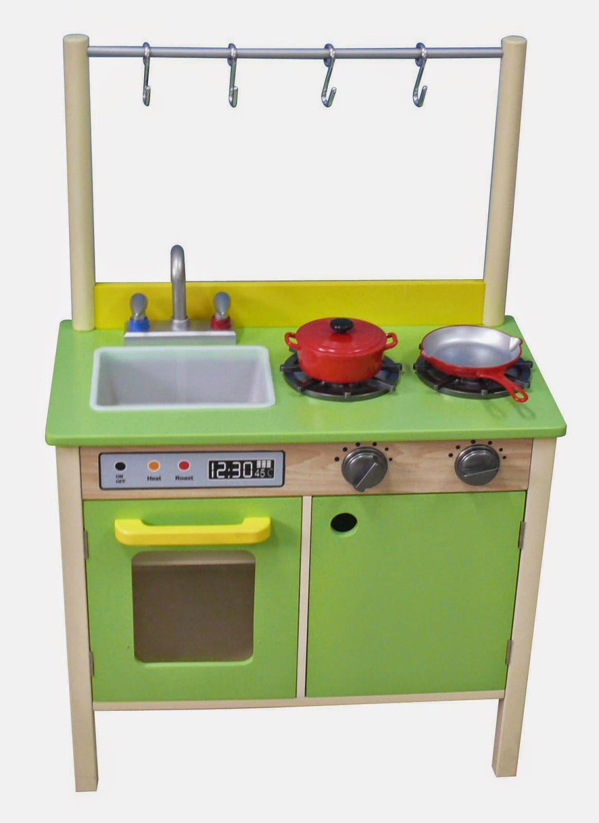 Children 39 S Wooden Toys Toy Play Kitchen Furniture