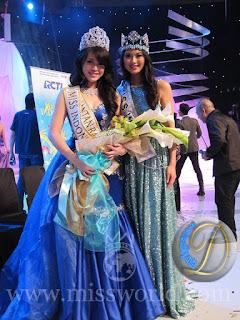 Profil dan Biodata Miss Indonesia 2013