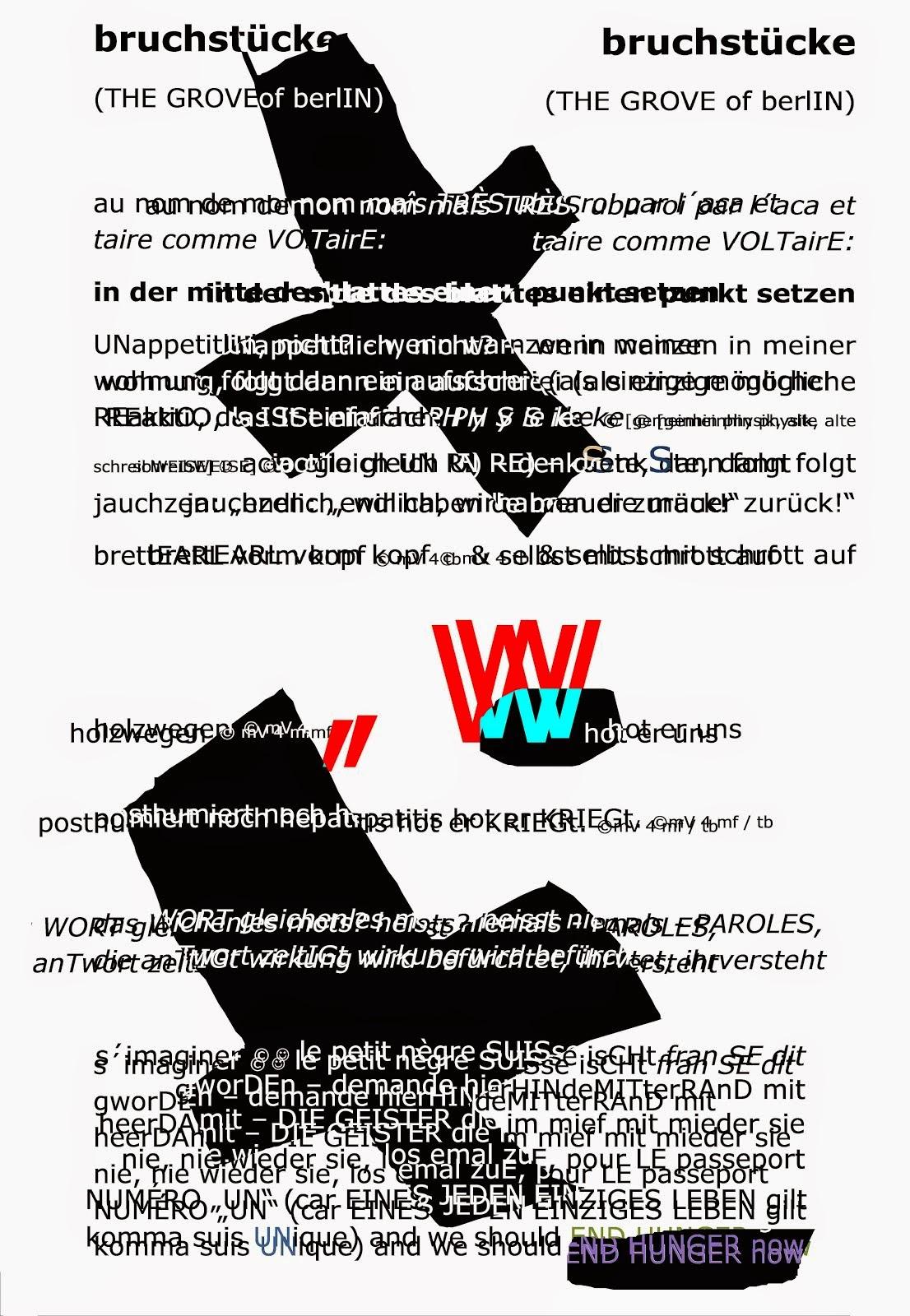 bz sonntagsbeilage 28.12.14 GEISTIGE REVOLUTION mischa vetere chodorkowski 12.13 mick jagger aeg
