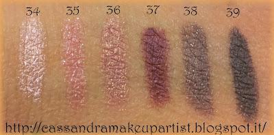KIKO - Long Lasting Stick Eyeshadow 01 - 02 - 04 - 05 - 06 - 07 - 09 - 10 - 11 - 13 - 15 - 16 - 17 - 18 - 19 - 20 - swatch - inci - prezzo - pao - review - recensione 03 - 21 - 25 - 28 - 31 - 33 - 34 - 35 - 36 - 37 - 38 - 39 - 40 - 41 - 42 - 43 - 44