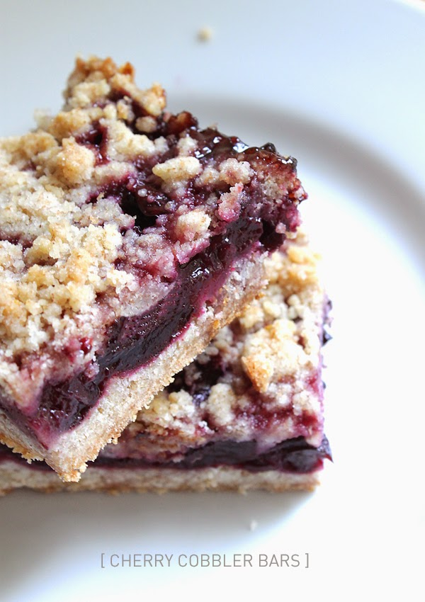 Cherry Cobbler I Recipes — Dishmaps