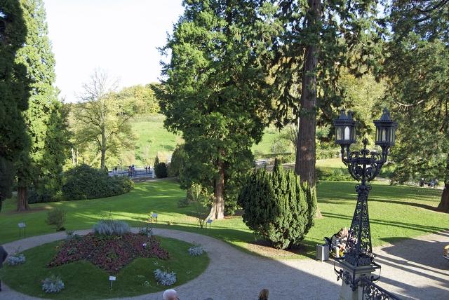 Schloss Drachenburg Königswinter Germany garden