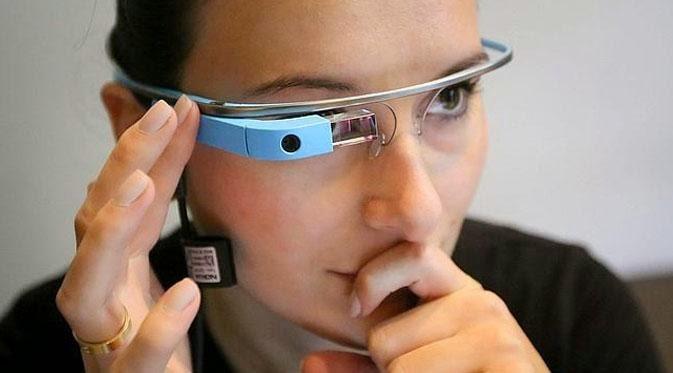 Google Glass Teknologi Baru dari Google