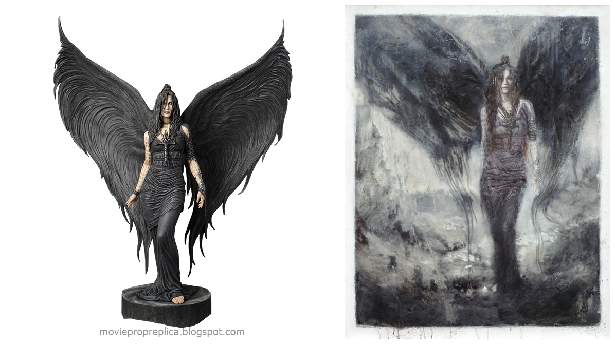 Malefic Time - Lilith by Luis Royo