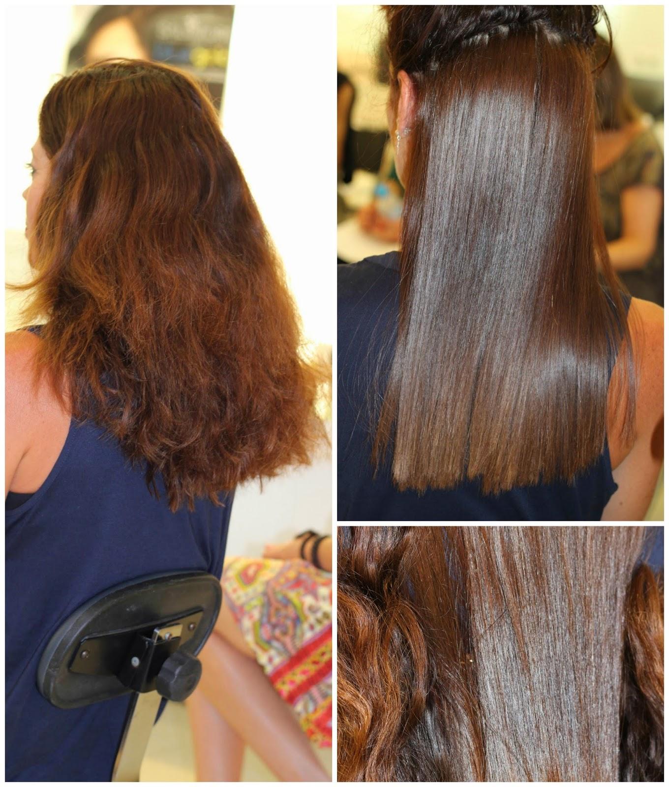 Taninoplastia - Pelo liso- Tratamientos para el cabello