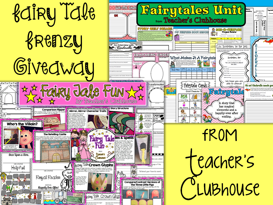 http://www.teachingmaddeness.com/2014/04/fairy-tale-frenzy-giveaway.html