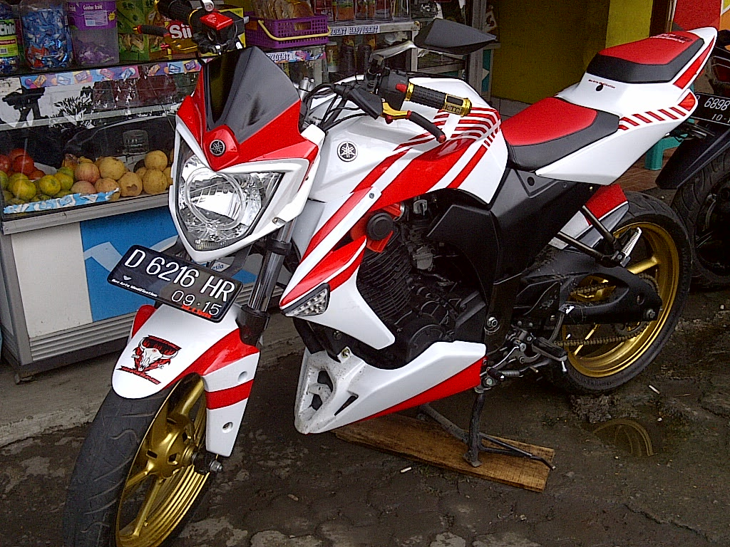 Modif Yamaha Byson Terbaru 2014