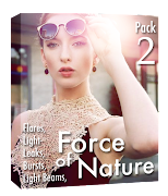 JD Force of Nature, Pack 2: Light Effects - $45 USD