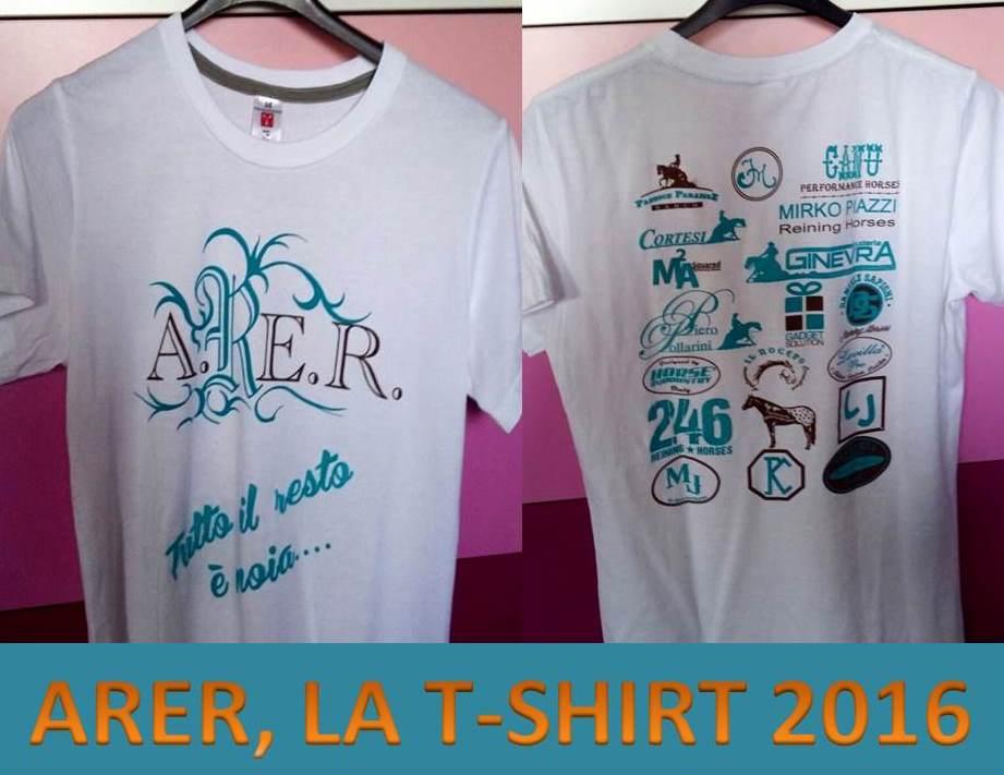 LA T-SHIRT ARER 2016