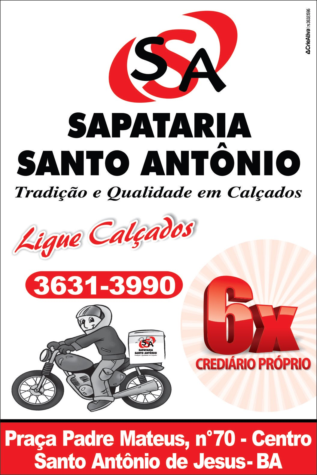 Sapataria Santo Antonio